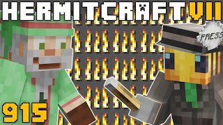 Hermitcraft VII 915 The Ultimate Smelter & Scar For Mayor!