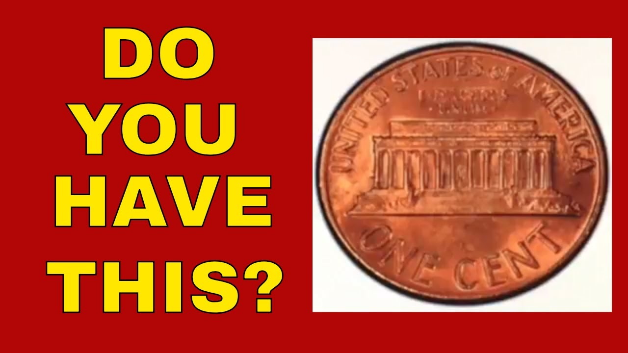 Check your change for this 1968D penny worth money  Penny coins to look for!