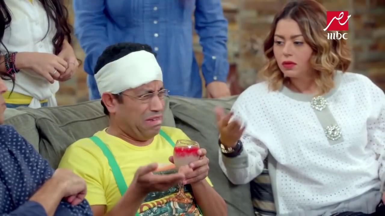 عادل ورانيا ينتقمان من رمزي بعصير فاسد