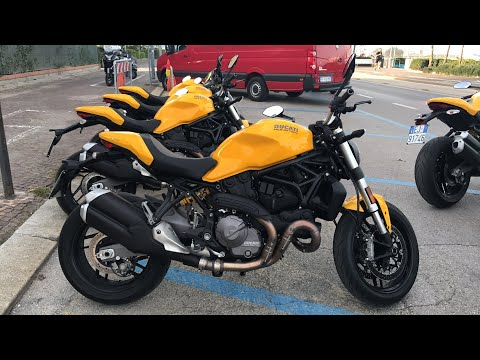 LIVE: Ducati Monster 821 launch - YouTube