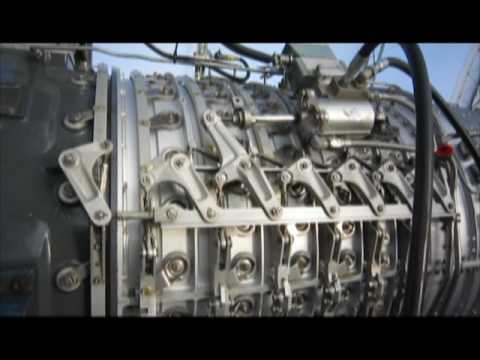 Ge Gas Turbine >> LM1500: the details... - YouTube