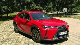 Autotest: Lexus UX250h FWD