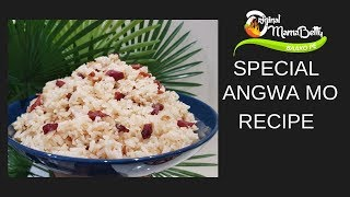 HOW TO COOK YOUR ANGWA MO (OIL RICE) USING AN ALTERNATIVE MEAT TO TOLO BEEF( CURED BEEF) thumbnail