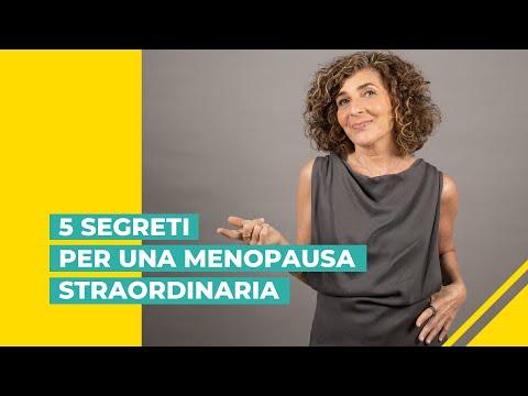 5 segreti per una menopausa straordinaria