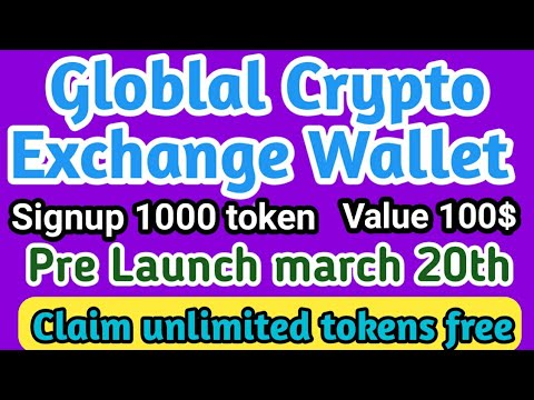 Global Crypto Exchange Wallet new website full detailed in tamil