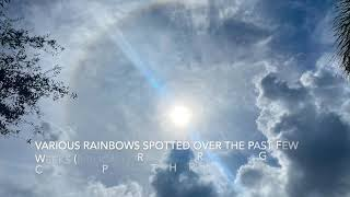 Signs in the Heavens- RAPTURE VERY SOON! Bible prophecy, Acts 2:17 unfolding...Oct 27 2020
