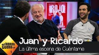 Ricardo Gómez cuenta cómo fue grabar su última escena en 'Cuéntame cómo pasó' - El Hormiguero 3.0