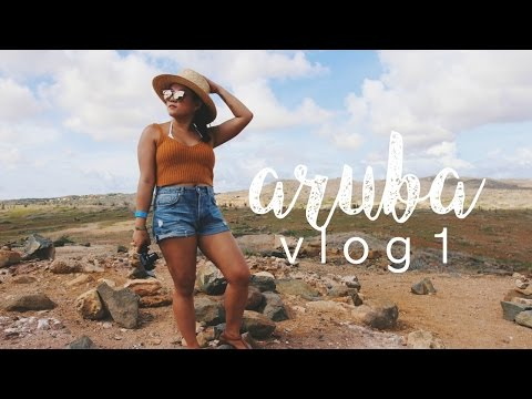 ARUBA TRAVEL VLOG 2016  | withloved