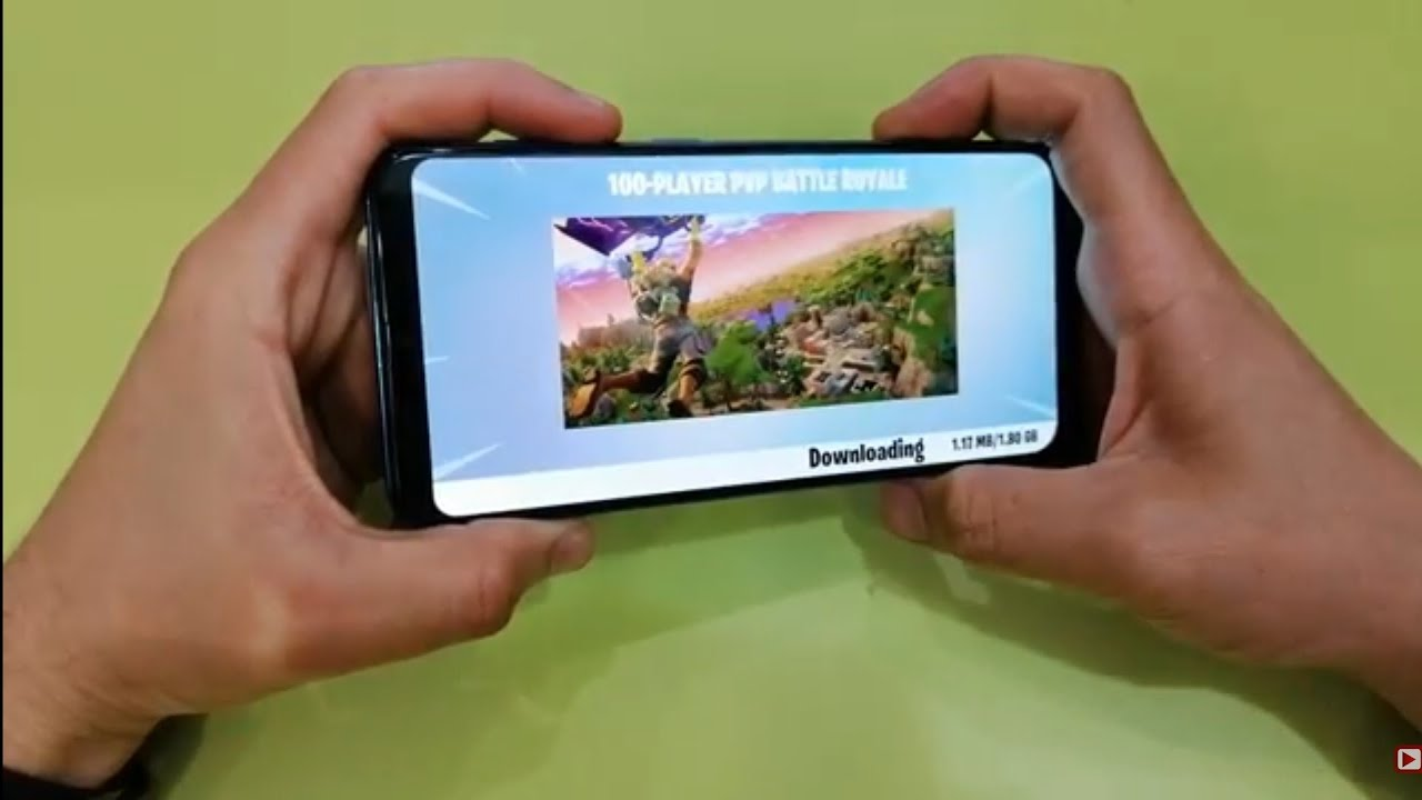 how to install fortnite on samsung galaxy s10e
