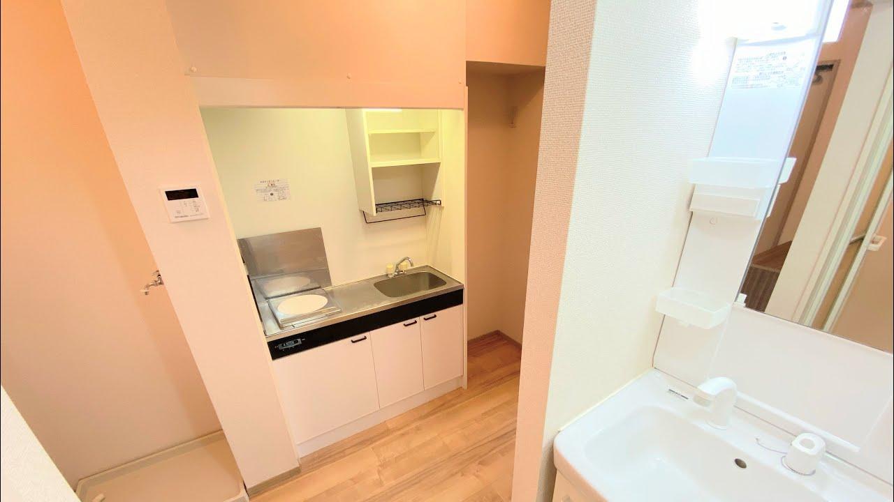 家具家電のレイアウトが難しいかも・・・隠れ家っぽい小さなロフトつきの賃貸物件【一人暮らしのお部屋紹介】