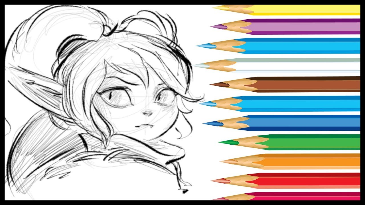 How To Draw Poppy From League Of Legends Youtube Drawing heart sketch, hand drawn sketch png. how to draw poppy from league of legends