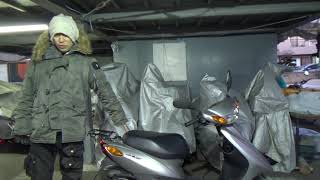 ヤマハJOG参考動画:原付きスクーターの最終進化形