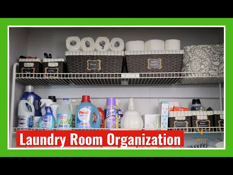 small-laundry-room-organization-ideas-|-how-to-organize-a-laundry-pantry