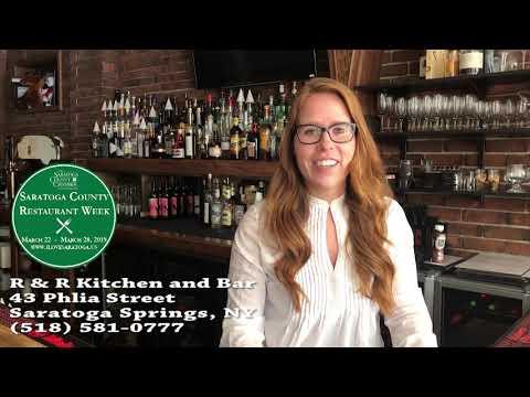 2019 Saratoga County Restaurant Week: R & R Kitchen and Bar