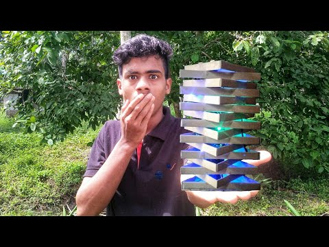 How to Make a Night Lamp at Home   Diwali Craft Ideas   Best Crafts   Oxten Ideas