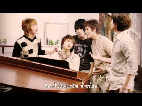[Karaoke] Love Bye Love - TVXQ [Thai sub]
