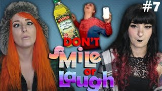 Try not to SMILE or LAUGH challenge | 7