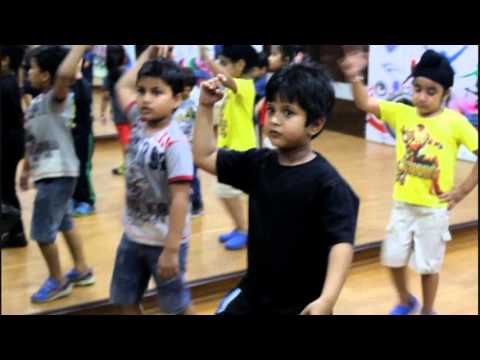 DJ Waley Babu | Kids Dance | Step2Step Dance Studio