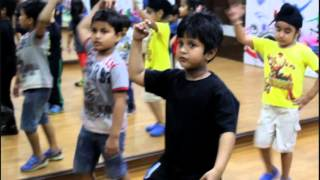 DJ Waley Babu | Kids Dance | Step2Step Dance Studio