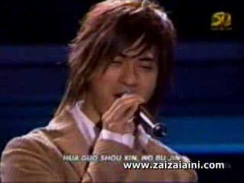 Make A Wish - Vic Zhou ( Live )