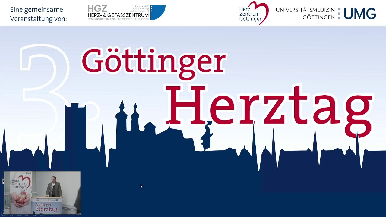3. Göttinger Herztag - Digital 2020