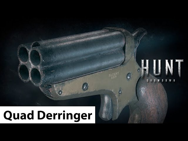 Quad Derringer | Hunt: Showdown