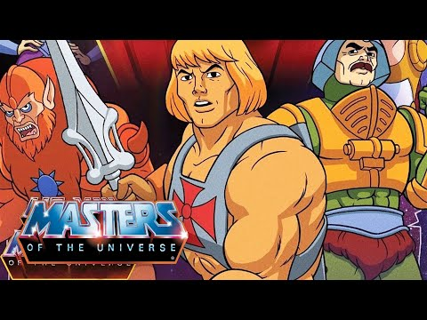 He Man Official | 3 HOUR COMPILATION | He Man Full Episodes | Videos For Kids | Retro Cartoons thumbnail