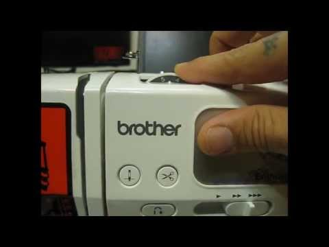 How To Adjust Home Sewing Macnine Stitch Thread Tension