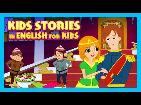 KIDS STORIES IN ENGLISH FOR KIDS - BEDTIME AND FAIRY TALES FOR KIDS