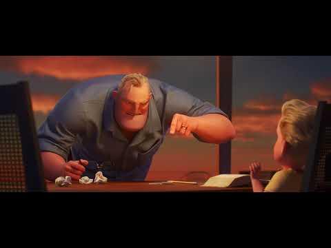 Incredibles 2 |  Sneak Peek | In Cinemas June