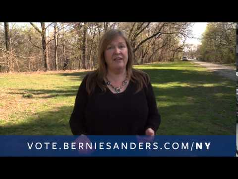Jane Sanders: New York, Go Vote | Bernie Sanders