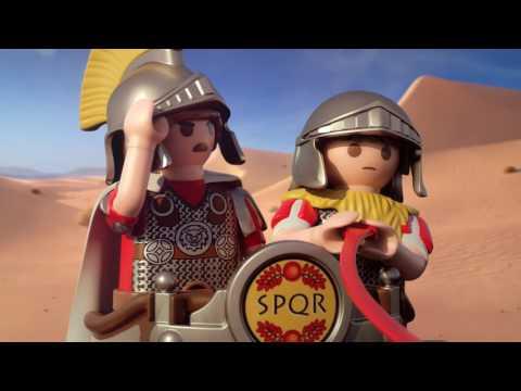 PLAYMOBIL Curse of the Pharaohs - The Movie