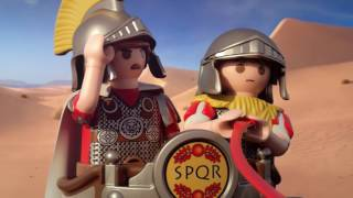 PLAYMOBIL Curse of the Pharaohs - The Movie