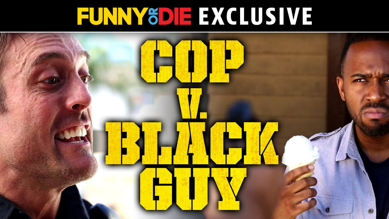 black cop white cop Off-Duty Black Cop Was Racially Profiled and Brutally Beaten by.