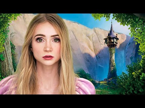 Rapunzel in Real Life | Live-Action Tangled