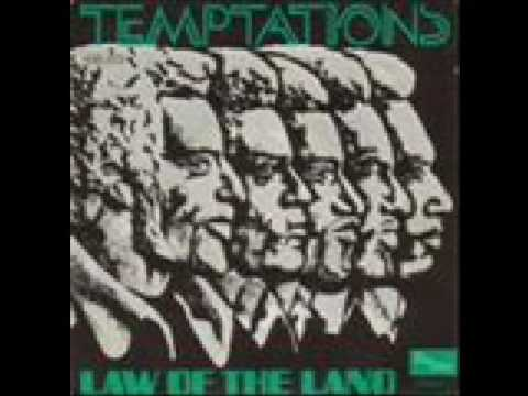 The Temptations  Law Of The Land