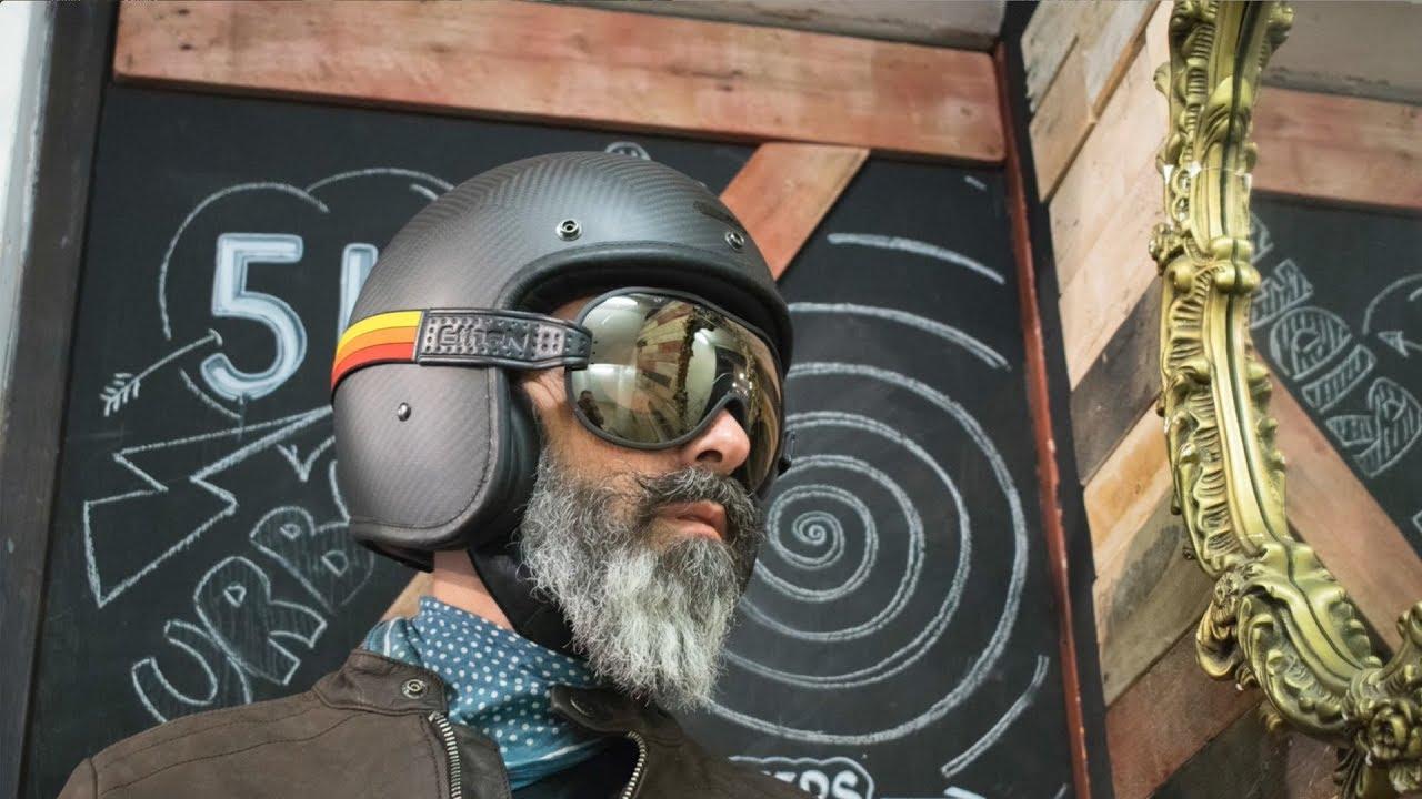 Ethen Cafe Racer Goggles