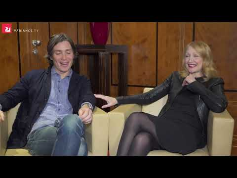 Exclusive  Cillian Murphy and Patricia Clarkson The Party