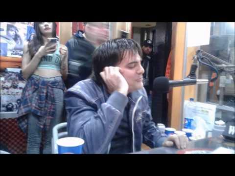 Radio Mania 2017 - Teddy Tessel y Marcos Ruiz cerrando el programa a puro cuarteto 10 07 17