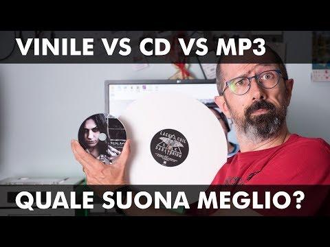 VINILE VS CD VS MP3: QUALE SUONA MEGLIO?