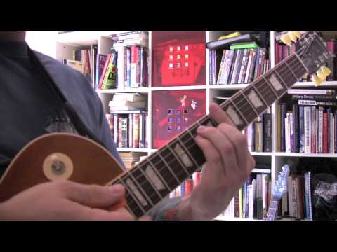 How To Play Baggy Trousers On Guitar Baggy Trousers Guitar Lesson
