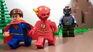 Lego Flash & Superman: The Race