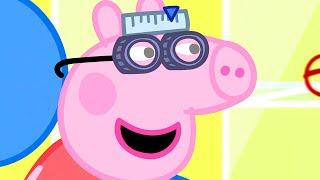 Peppa Pig Français 💙 L'examen De La Vue 💙 Compilation Spéciale | Dessin Animé Pour Bébé