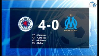 Glasgow Rangers 4-0 OM : les Tops et les Flops