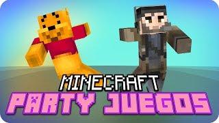 Minecraft - ¡Party Juegos! La vitamina G