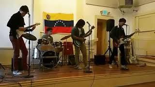 Kegiatan terbaru Iqbaal cjr bersama Bandnya di USA