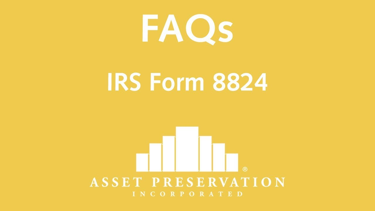 Irs form 8824 like kind exchanges faq asset preservation inc irs form 8824 like kind exchanges faq asset preservation inc falaconquin