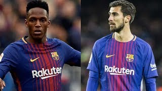 Barcelona Transfer Window Sales Round-Up ft Yerry Mina & Andre Gomes