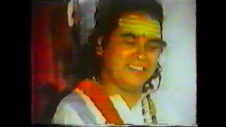 Съёмки Бабаджи из Хайдакхана сделаны в 1984 году