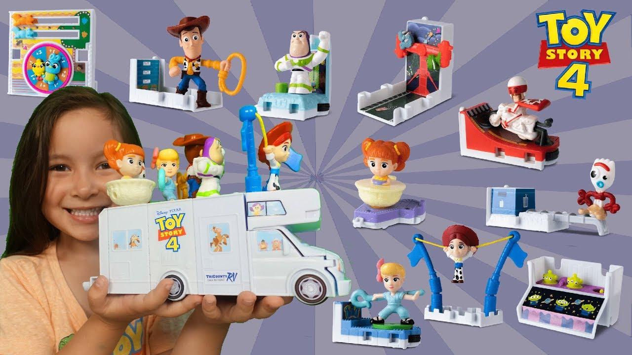 mcdonald toy story toys